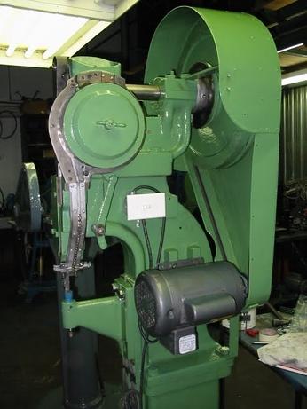 Corgo Canada Equipment Riveting Machines